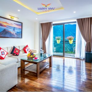 Combo tour du lịch Sapa Relax Hotel - Nội thất