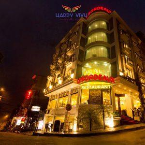 Combo tour du lịch Le Bordeaux Sapa Hotel