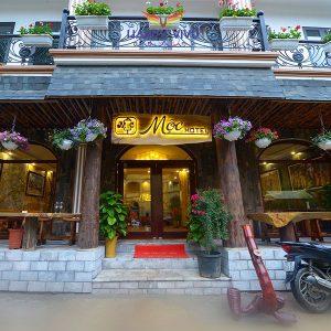 Combo tour du lịch Mộc Sapa Hotel
