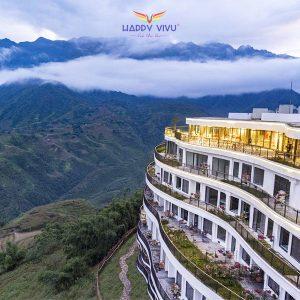 Combo tour du lịch Pao's Sapa Leisure Hotel - Toàn Cảnh