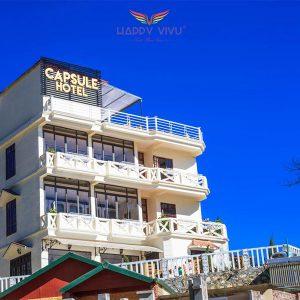 Combo tour du lịch Sapa Capsule Hotel