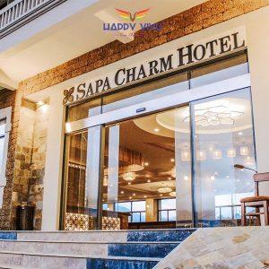 Combo tour du lịch Sapa Charm Hotel