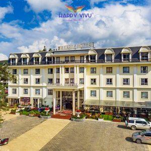 Combo tour du lịch Sapa Freesia Hotel