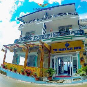 Combo tour du lịch Sapa Grand Blue Hotel