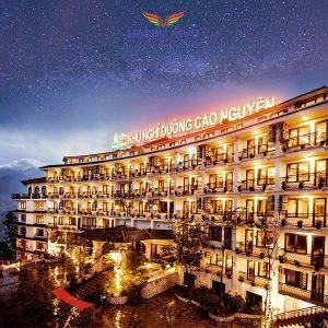Combo tour du lịch Sapa Highland Resort & Spa