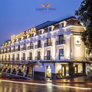 Combo tour du lịch Sapa Khách Sạn BB