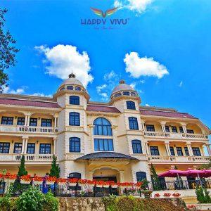 Combo tour du lịch Sapa Lacasa Hotel