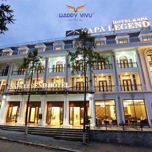 Combo tour du lịch Sapa Legend Hotel & Spa