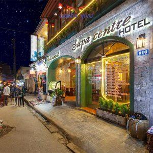 Combo tour du lịch Sapa Centre Hotel