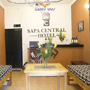 Combo tour du lịch Sapa Central Hotel