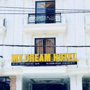 Combo tour du lịch Sapa My Dream Hotel