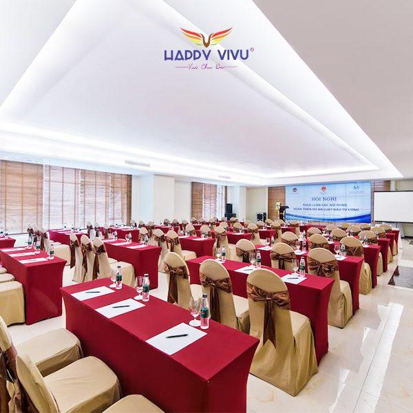 Combo tour du lịch Đà Nẵng Muong Thanh Luxury Hotel - Hội Trường