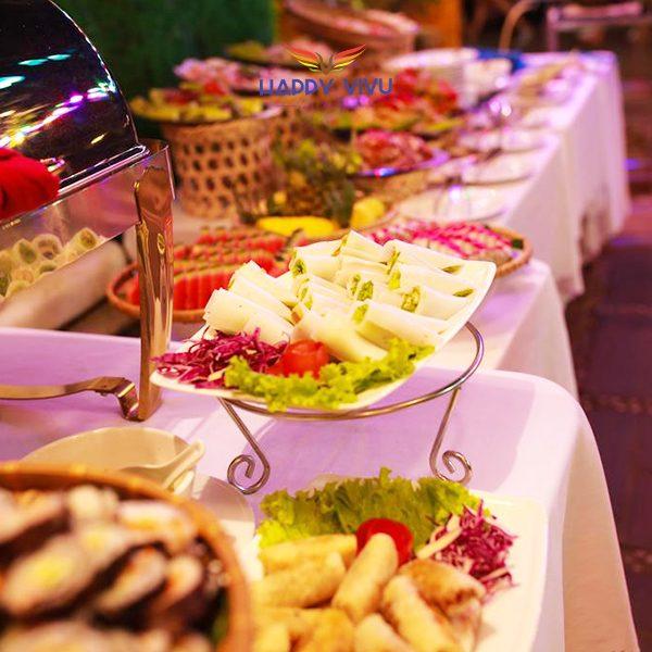 Combo tour du lịch Hội An Sunset Hotel - Món ăn