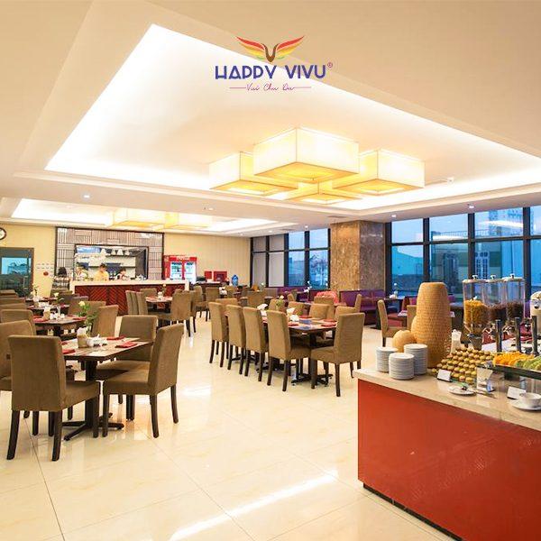 Combo tour du lịch Đà Nẵng Muong Thanh Luxury Hotel - Nhà Hàng