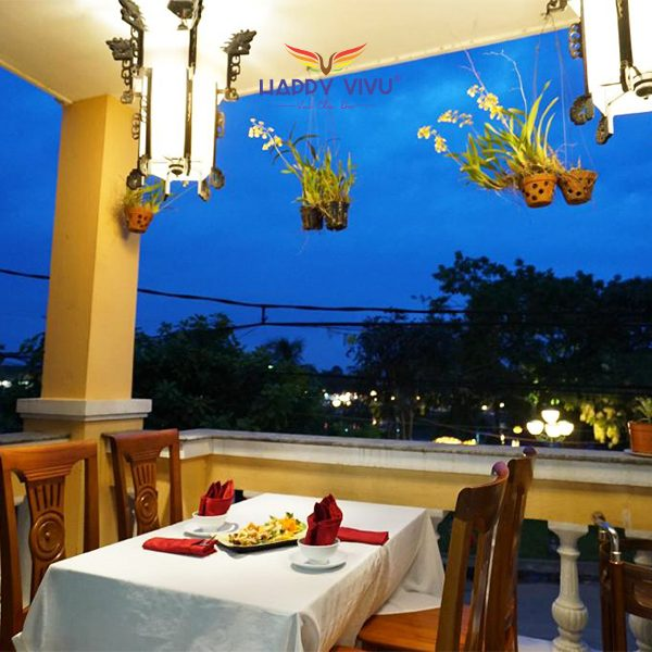 Combo tour du lịch Hội An Sunset Hotel - Nhà hàng