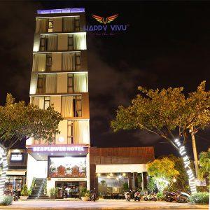 Combo tour du lịch Đà Nẵng Sea Flower Hotel - Toàn cảnh