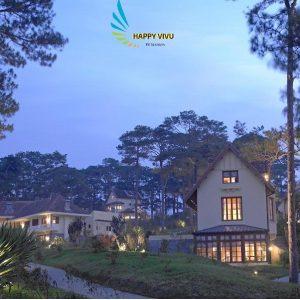 Combo tour du lịch Đà Lạt Ana Mandara Villas Resort & Spa Toàn Cảnh