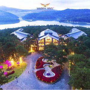 Combo tour du lịch Đà Lạt Terracotta Hotel & Resort - Toàn cảnh