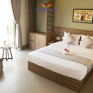 Combo tour du lịch Đà Nẵng An Hoi Canary Hotel - Double bed room