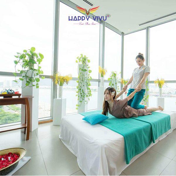 Combo tour du lịch Đà Nẵng Novotel Premier Han River - Massage