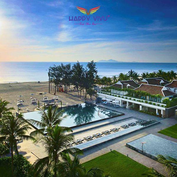 Combo tour du lịch Đà Nẵng Pullman Beach Resort
