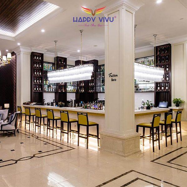Combo tour du lịch Đà Nẵng Vinpearl Resort & Spa - Quầy bar