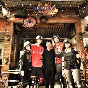 Combo tour du lịch Hà Giang Jungleman Hostel