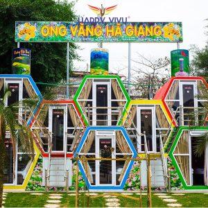 Combo tour du lịch Hà Giang Ong Vang Hotel