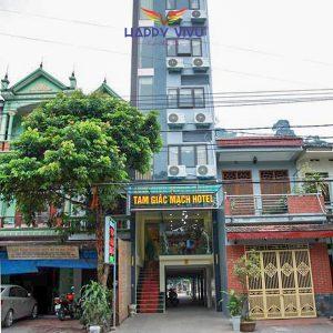 Combo tour du lịch Hà Giang Tam Giác Mạch Hotel
