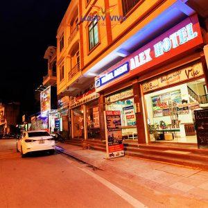 Combo tour du lịch Hạ Long Alex Hotel