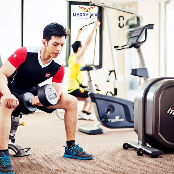 Combo tour du lịch Hạ Long Mường Thanh Luxury Hotel - GYM