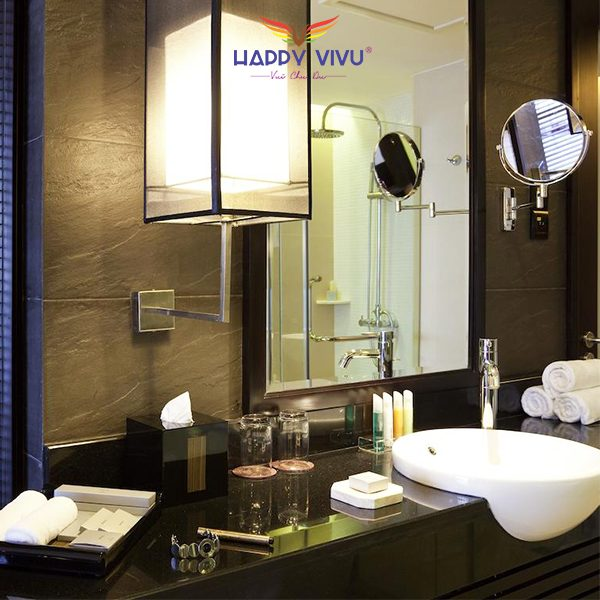 Combo tour du lịch Hạ Long Novotel Hotel - Vệ sinh