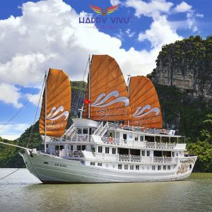 Combo tour du lịch Hạ Long Paradise Luxury Cruise