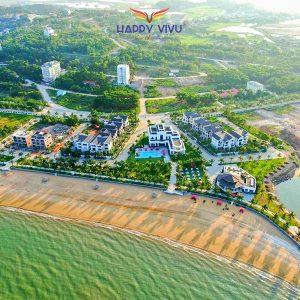 Combo tour du lịch Hạ Long Paradise Suites Hotel - Toàn cảnh