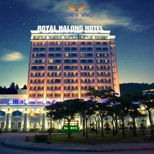 Combo tour du lịch Hạ Long Royal Hotel