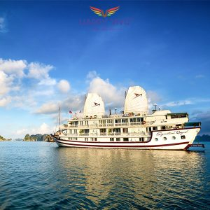 Combo tour du lịch Hạ Long Signature Halong Cruise