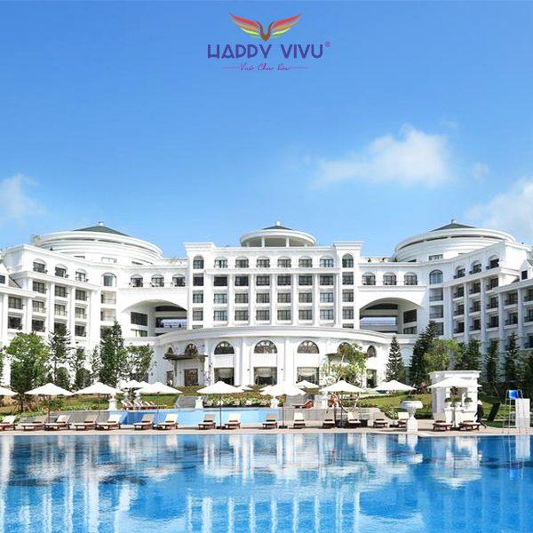 Combo tour du lịch Hạ Long Vinpearl Resort & Spa