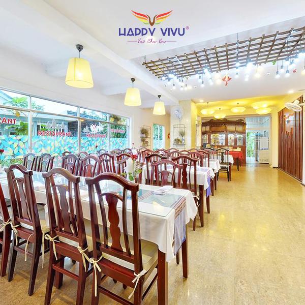 Combo tour du lịch Hội An Hải Yến Hotel - Nhà hàng