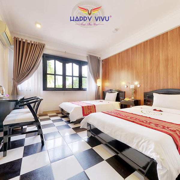 Combo tour du lịch Hội An Hải Yến Hotel - Twins bed room
