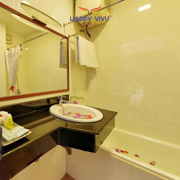 Combo tour du lịch Hội An Hải Yến Hotel - Vệ sinh