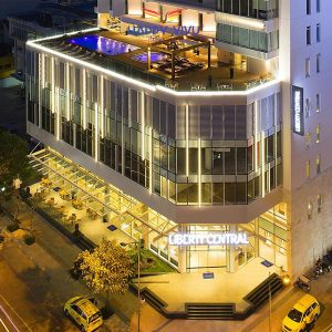 Combo tour du lịch Nha Trang Liberty Central Hotel