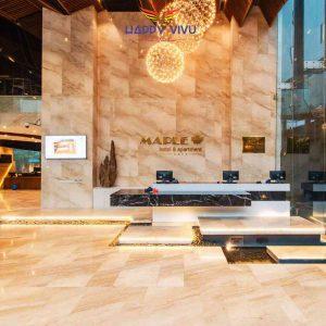 Combo tour du lịch Nha Trang Maple Hotel & Apartment