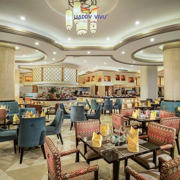 Combo tour du lịch Nha Trang Vinpearl Resort & Spa - Nhà hàng