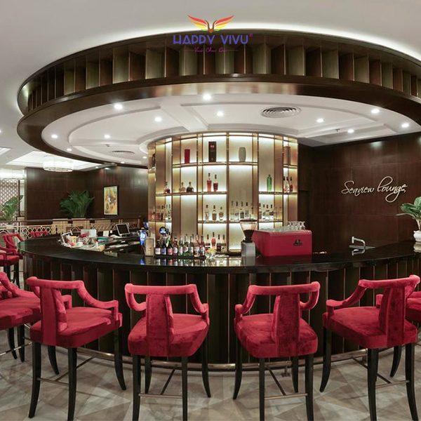 Combo tour du lịch Nha Trang Vinpearl Resort & Spa - Quầy phụ vụ 1