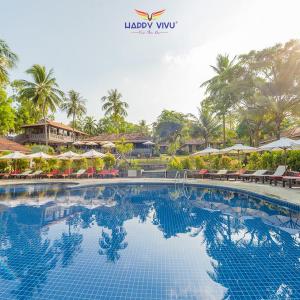 Combo tour du lịch Phú Quốc Eco Beach Resort - Bể bơi