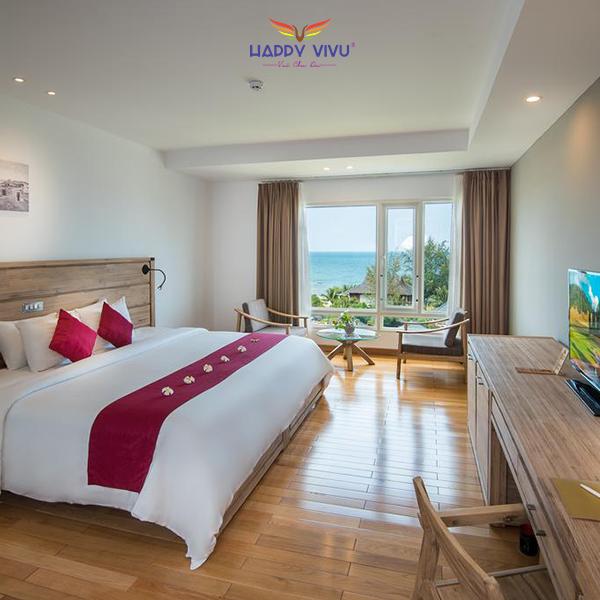 Combo tour du lịch Phú Quốc Eden Resort - Deluxe double sea view