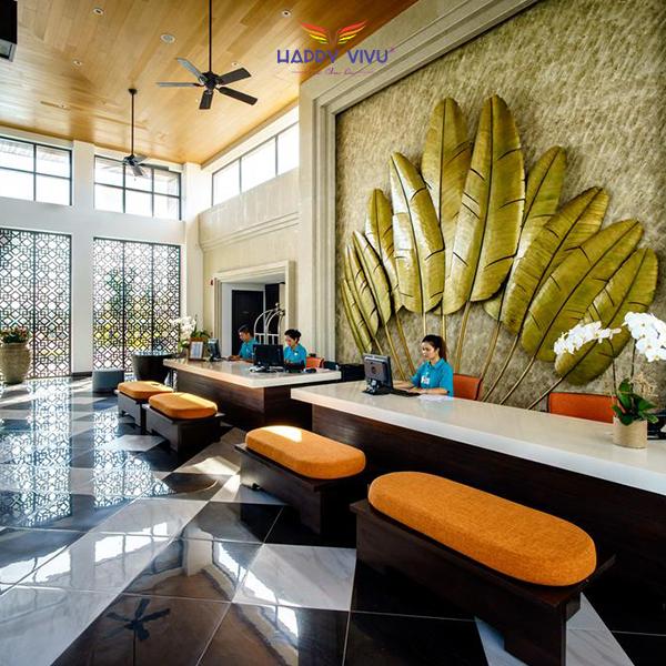 Combo tour du lịch Phú Quốc Novotel Resort - Lễ tân