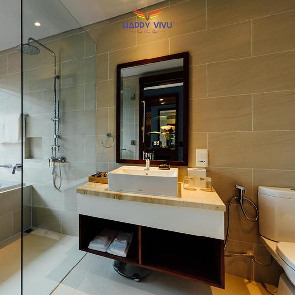 Combo tour du lịch Phú Quốc Novotel Resort - Vệ sinh
