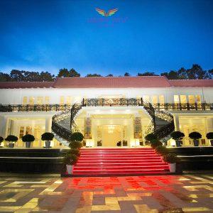 Combo tour du lịch Quy Nhơn Royal Hotel & Healthcare Resort - Trước Sảnh