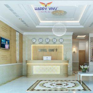Combo tour du lịch Sài Gòn Nhu Y Hotel - Sảnh